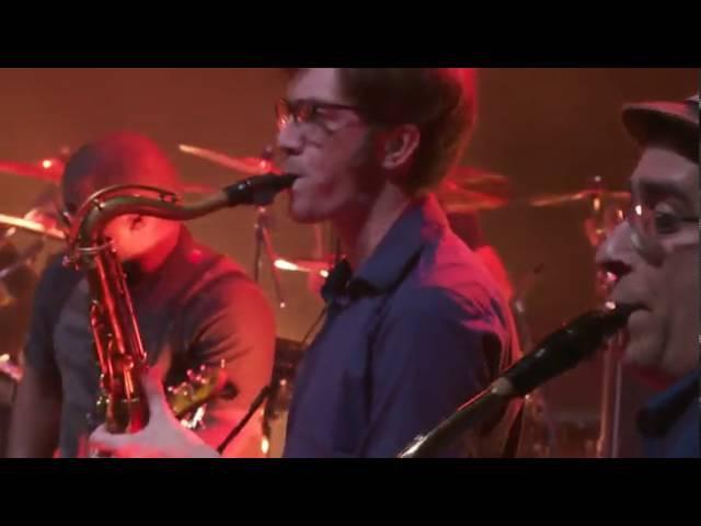 Trombone Shorty Orleans Avenue @ l'Olympia 2013