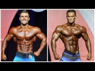 Jeremy Buendia vs Ryan Terry Men's Physique Motivation 2016