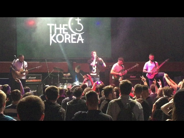 The Korea - Порох @ Москва - 25.05.2017