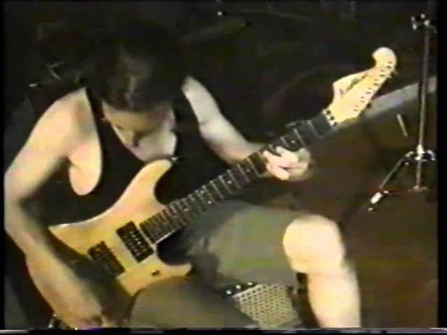 Anal Cunt Best of European tour 1994