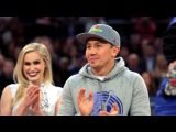 Behind the Scenes with Gennady Golovkin at Knicks Game!
