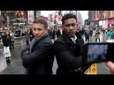 Behind the Scenes with Gennady Golovkin in NYC!