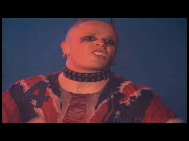 The Prodigy - Fuel My Fire (Live At Brixton Academy) Music Video