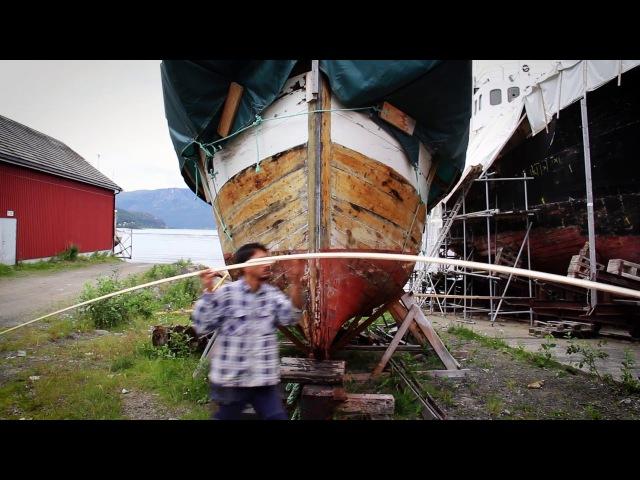 ПОСТРОЙКА И РЕМОНТ ДЕРЕВЯННЫХ СУДОВ (КАТЕРОВ, ЯХТ ) Wooden boatbuilding - Faber Navalis: a film by Maurizio Borriello