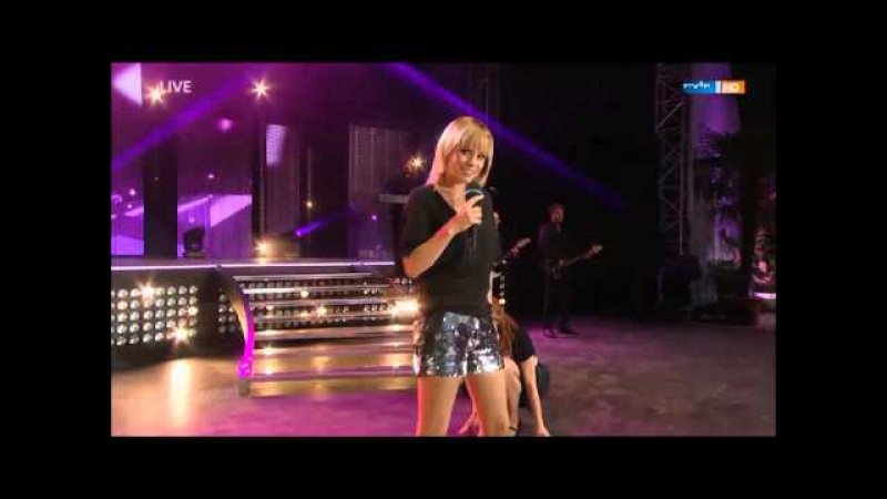 [HD] - Francine Jordi - Paradies - 18.07.2015 - Starnacht am Wörthersee