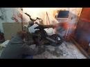 Что будет если в мотоцикл залить авиационное топливо