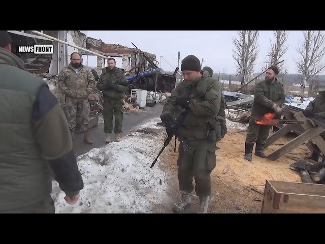 Захарченко проинспектировал одну из «горячих точек» под Донецком