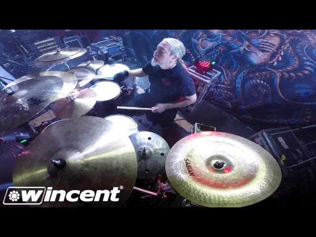 Tomas Haake - Wincent Drumcam Spotlight