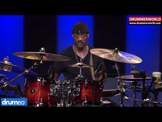 Sonny Emory Funky Grooves Fills - DrumClinic