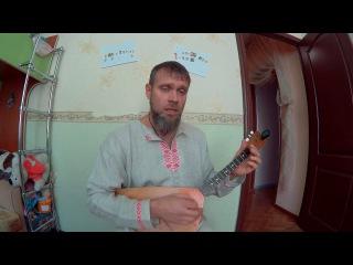 Рокинрольчик на балалайке, Самара -городок, Ой-ся ты ой-ся! Rockinroll the balalaika, Samara-town.
