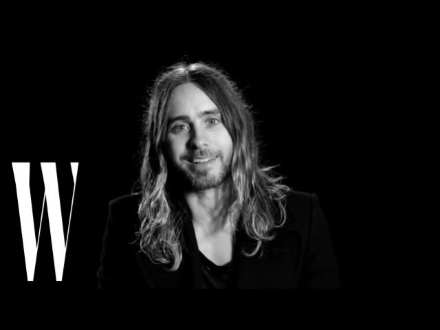 Jared Leto on Dallas Buyers Club, Weight Loss, and Playing a Trans Woman | Screen Tests | W Magazine