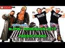 NJPW Dominion 2017 IWGP Jr Heavyweight Tag Team Titles Roppongi Vice vs. The Young Bucks WWE 2K17