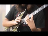 Machine Head - Now We Die (Solo cover, FullHD)