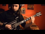 Machine Head - In Comes The Flood (Solo guitar cover)