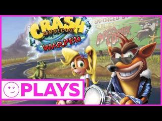 Crash Warped In Crash Bandicoot N. Sane Trilogy - Kinda Funny Plays
