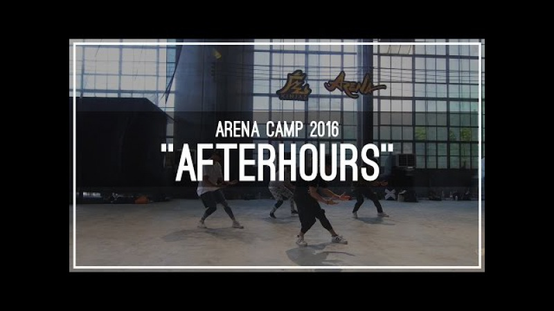 Ben BTEK Chung After Hours Choreography | ARENA KAMP