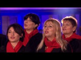 Alex Jones Katie Melua &amp The Gori Womens Choir Little Swallow In Georgian 2016 12 09