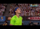 MIRROR! Nadal vs Berdych Australian Open 2012 1/4 highlights HD