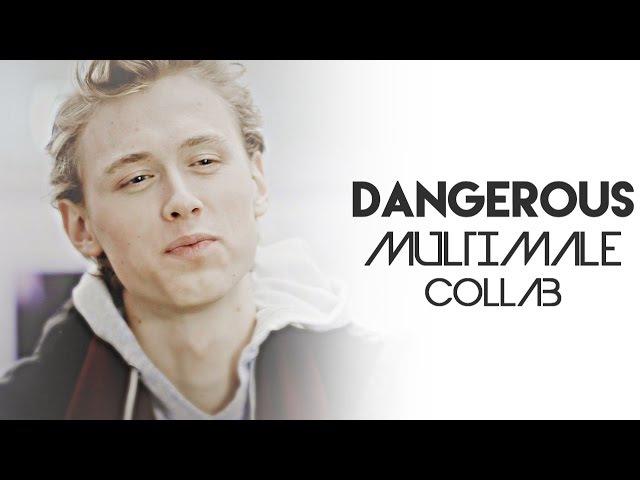 ► dangerous [multi-male]