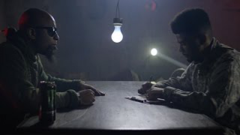 Tech N9ne - PTSD (Warrior Built) Feat. Krizz Kaliko Jay Trilogy - Official Music Video