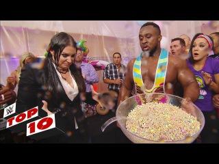 Top 10 Raw moments: WWE Top 10, Dec. 12, 2016