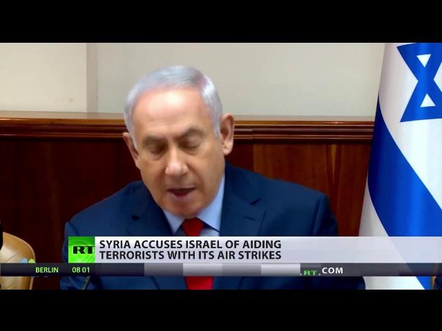 Syrien: Israel bombardiert Regierungstruppen