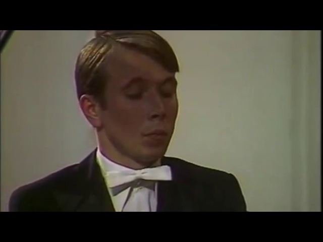 Tchaikovsky-Pletnev - Nutcracker. Mikhail Pletnev. Moscow Conservatory, 1978