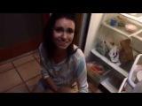 Ирена Понарошку рассказала о своем холодильнике в перескопе Саши Зверевой