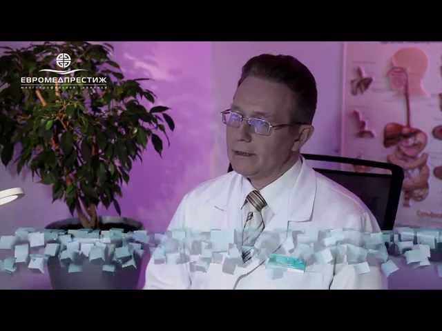 Кузнецов Георгий Борисович врач гастроэнтеролог (к.м.н.) клиники ЕВРОМЕДПРЕСТИЖ