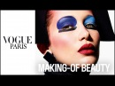 Bella Hadid, Anja Rubik, Andreea Diaconu: Making-of beauty with Peter Philips for Dior | VOGUE PARIS