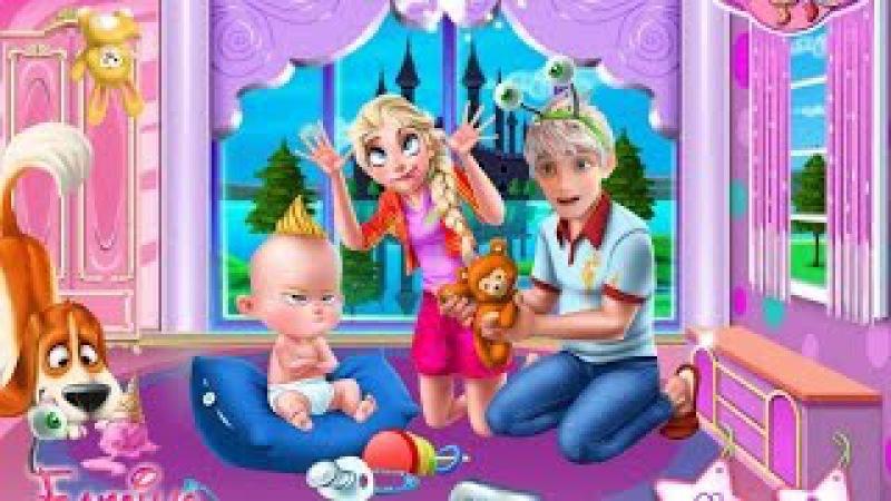 NEW мультики для девочек про принцесс—Украшаем с Максом комнату принцессы—Игры для детей