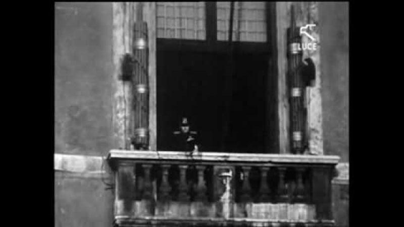 1939-MUSSOLINI DISCORSI GUERRA DI SPAGNA