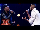 Rough Copy sing Stop Crying Your Heart Out by Oasis -- Bootcamp Auditions -- The X Factor 2013