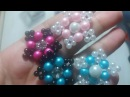 47) DIY - Tutorial || Cara Membuat Bros Dagu Bintang || How to Make Pearly Star Pin