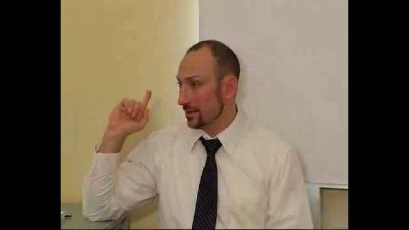 Тренинг: «Как избавиться от гнева и раздражения» Рами Блект