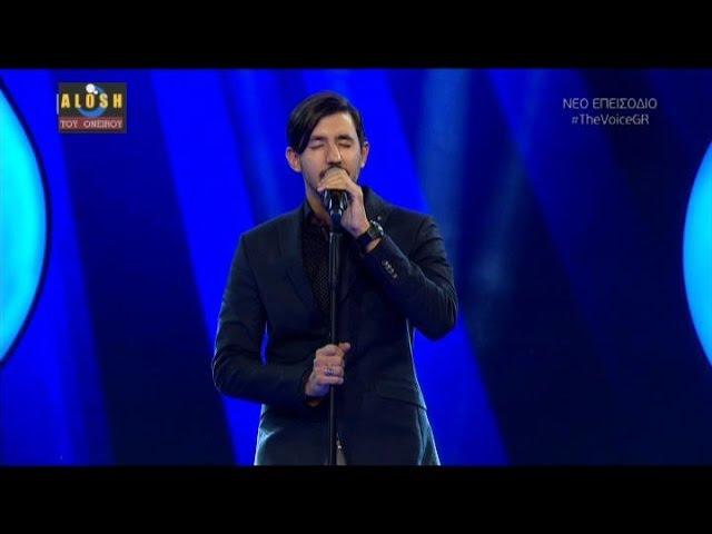 The Voice Of Greece 3 - Γιωργος Παπαισιδωρου [Απορω]..30/11/2016