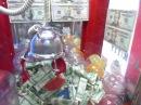 UFO catcher Claw machine Winning Cash