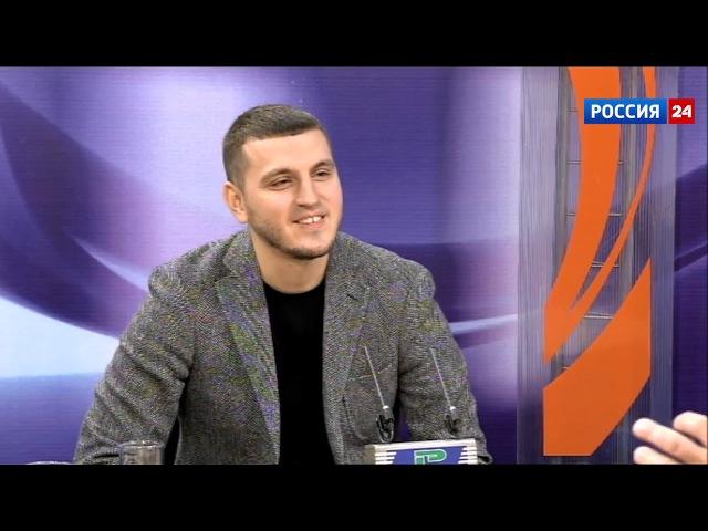 Интервью UDS на канале РОССИЯ24 Кудымов Александр Наставник и куратор в UDS