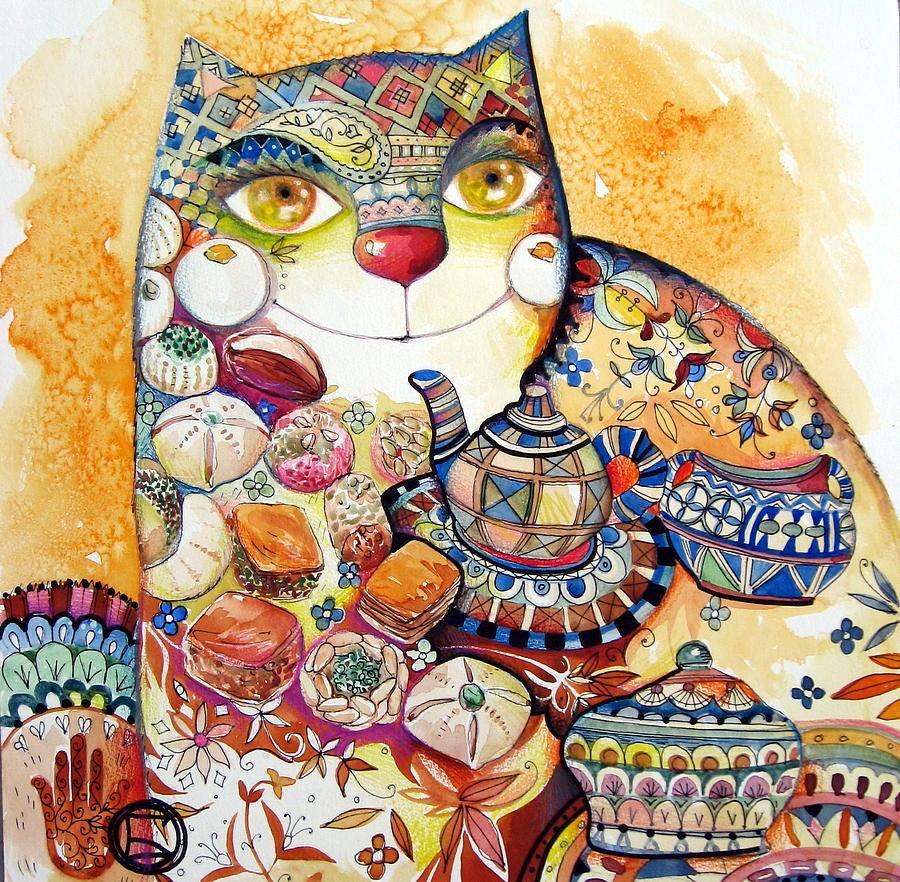 коти,  Наталія Курій-Максимів