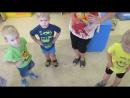 ДС Мир движения - Веселый паровозик музыкальное занятие. Танец Как танцуют наши детки