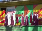 12 июня 2017 год. Пинега. Пинежский хор ветеранов.