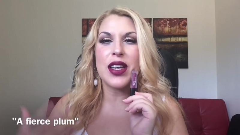 Обзор №7 Матовых Помад от Huda Beauty _ HUDA BEAUTY Liquid Lipstick Minis menow.dp.ua