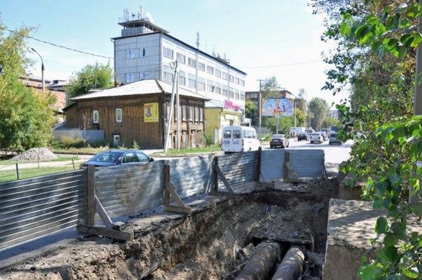Движение транспорта в сторону Краснофлотского р-а Хабаровска ограничат