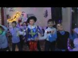 Джаз дэнс мальчишек с Дедом Морозом в Шекспире № 1