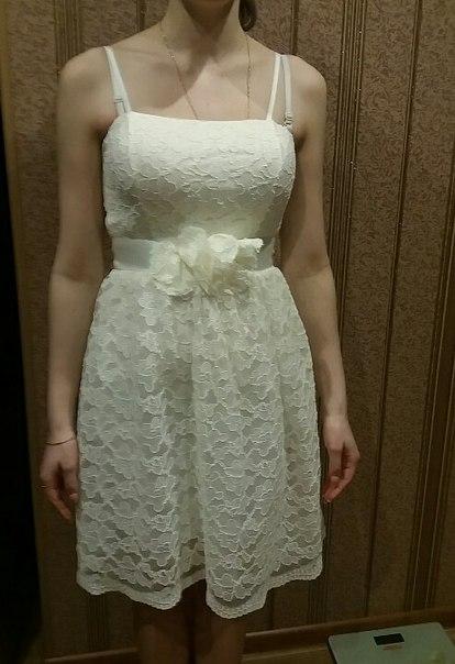 Продам платье на выпускной, 42 р. , 2000 руб. Привезем сами  Писать в