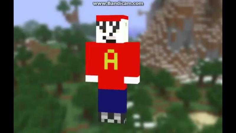 Wlad Tima(Alvin Simon)_Tom Jerry _Garfield Odie Skins in Minecraft