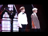 FANCAM 170114 BTS - Without a Heart (8Eight cover) (Jungkook Focus) @ Golden Disk Awards