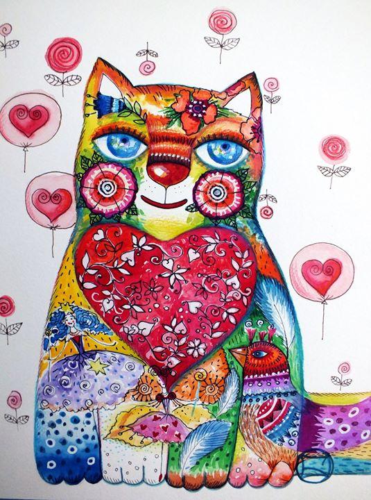 коти Наталія Курій-Максимів