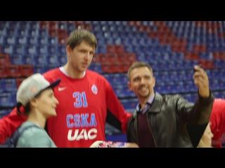Круглыи стол ЦСКА и встреча команды с болельщиками