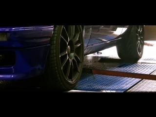 BMW E30 3,6L M5 Turbo engine 1225HP Dyno 2016